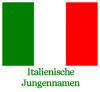 Vornamen Italien Junge