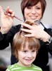 moderne Frisuren für Jungen