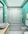 Badezimmergestaltung kleine Badezimmer