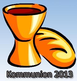Kommunion 2013