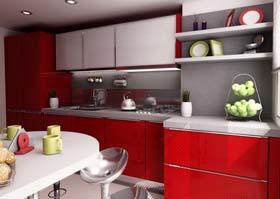 k chen wandfarbe kuchenweilt. Black Bedroom Furniture Sets. Home Design Ideas