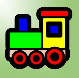 Lokomotive basteln