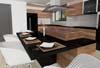 Küchengestaltung modern schick