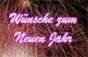 Wünsche zum neuen Jahr