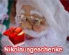 Kleine Geschenke zu Nikolaus