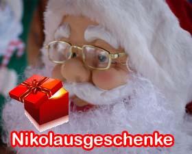 Nikolausgeschenke für Kinder