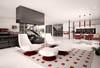 Wohngestaltung offene Räume