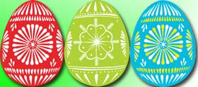 ostereier bemalen eier zu ostern anmalen und gestalten. Black Bedroom Furniture Sets. Home Design Ideas