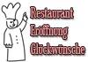 Viel Gl�ck zum Restaurant