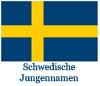 Namen aus Schweden für Jungen