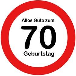 Kurze Gluckwunsche Zum 70 Geburtstag