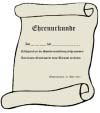 Urkunden Vorlagen