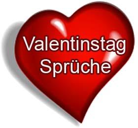 Valentinstag Sprüche