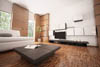 Wohnzimmerdesign modisch