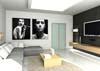 Umgestalten Wohnzimmer Beispiel