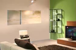 Wohnzimmer Anstrich | Wohnzimmer Wande Streichen Die Besten Einrichtungsideen Und